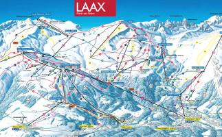 cartina laax