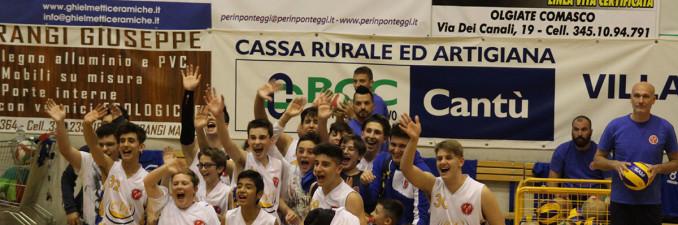 GSV Basket Under 14