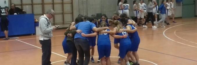 Basket femminile GSV Under 14