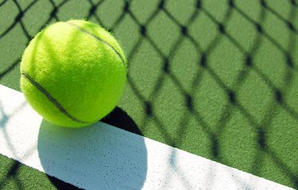 tennis pallina