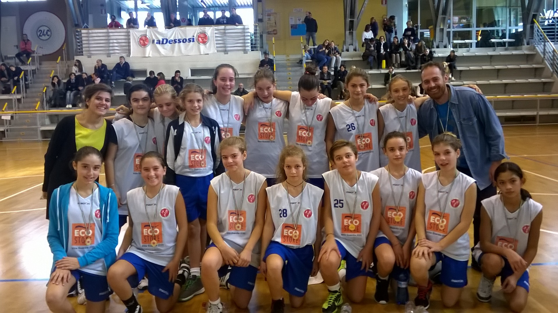 Basket - Under 13 F - Torneo Femminile - G.S.VILLA GUARDIA ed4dd1c12b1f