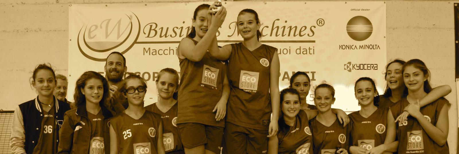 Basket U14F - Trasferta in terra bergamasca 9946effbcbca