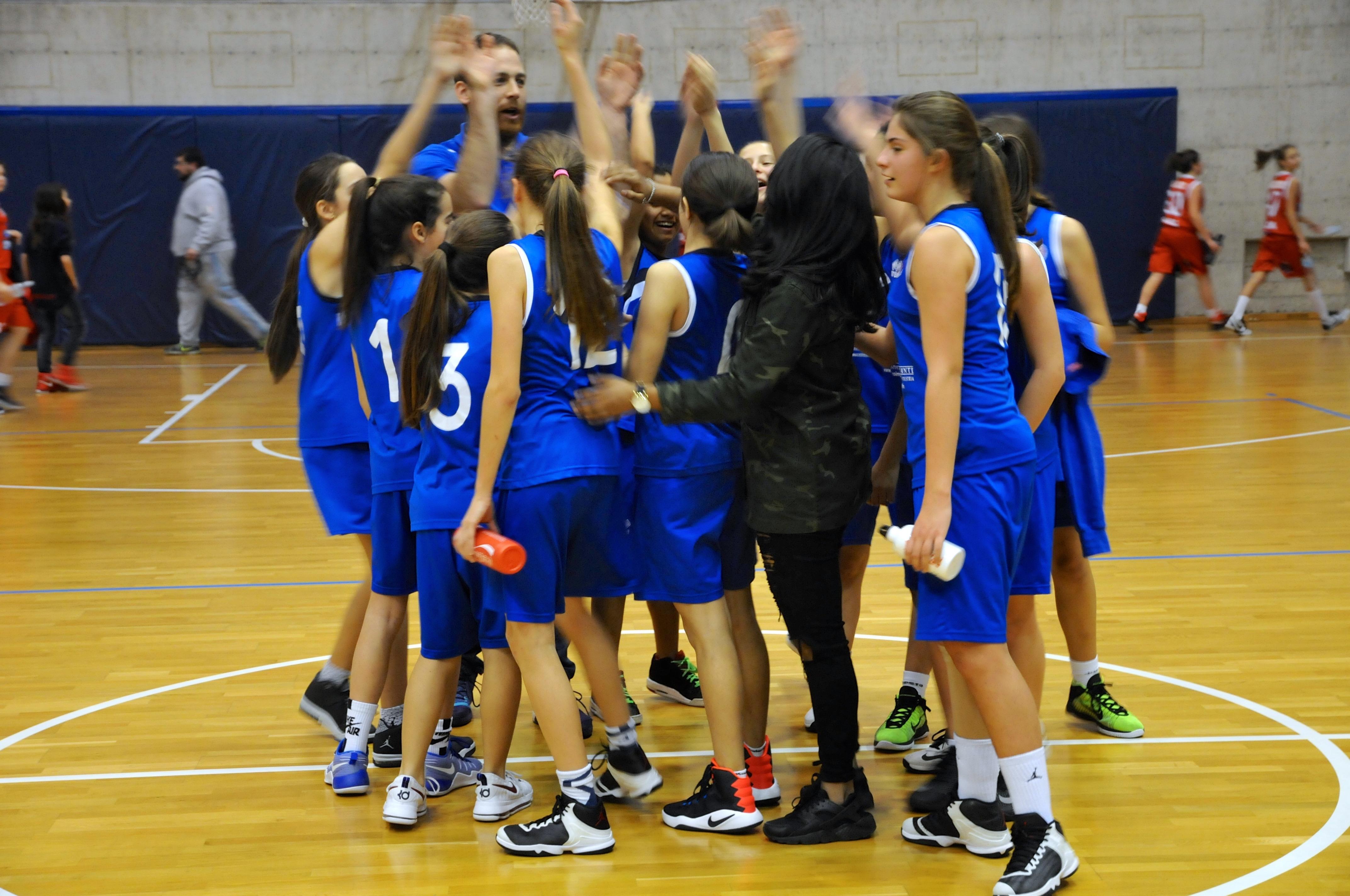 Basket U13F – Ragazze d oro a56d6df1eef6