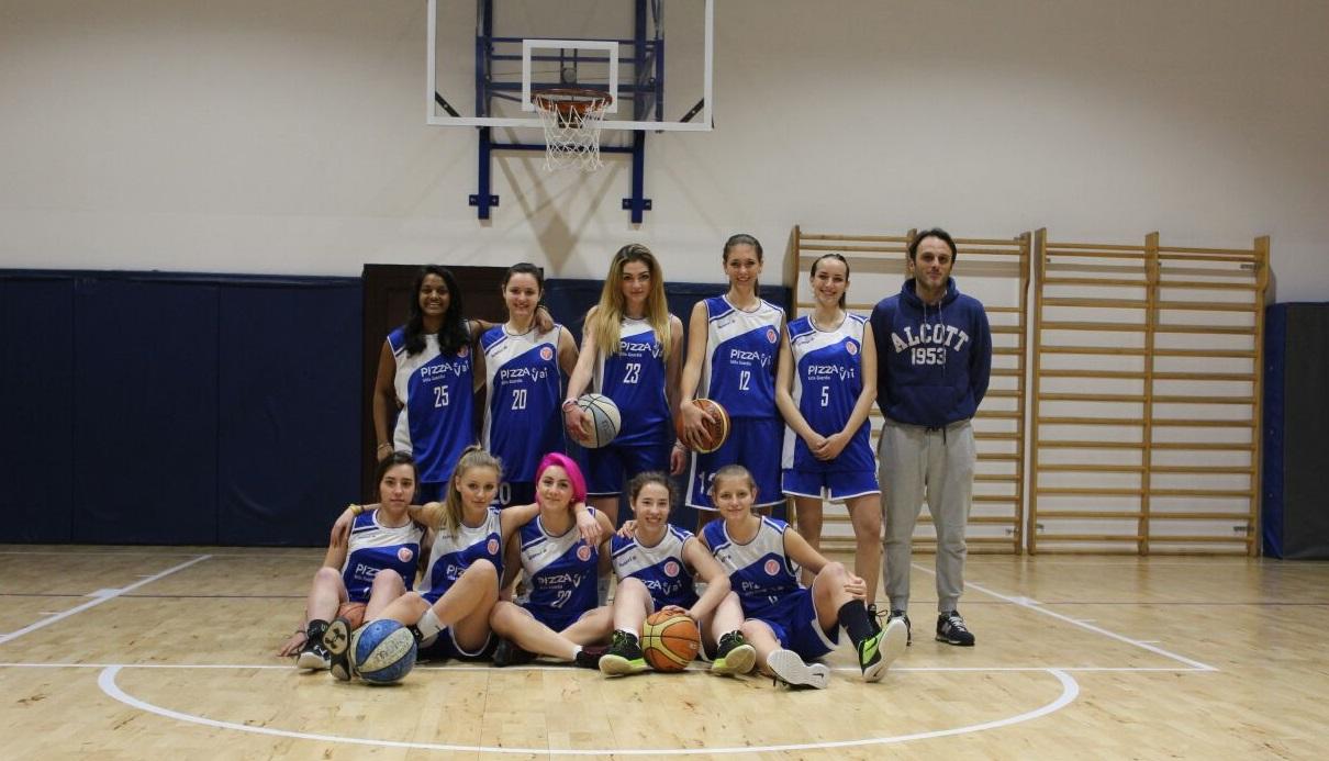 Basket - Under 18 F - G.S.VILLA GUARDIA cfd8abf882e5