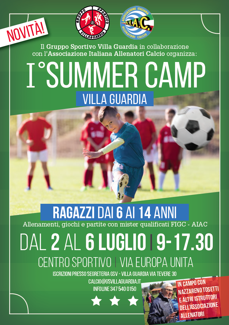 Summer Camp GSV 2018