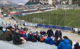 GSV Calcio allo Stadio Di Como
