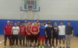 Basket – Coach per un giorno  Flavio Fioretti 35a45c65072a